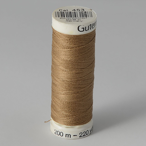 Нитки Gutermann SewAll №100 200м цвет 453