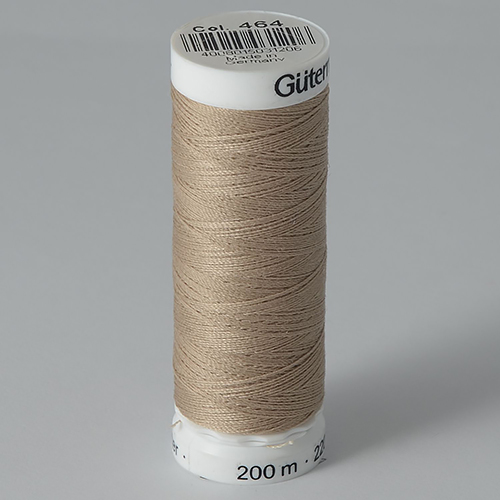 Нитки Gutermann SewAll №100 200м цвет 464