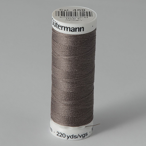 Нитки Gutermann SewAll №100 200м цвет 469