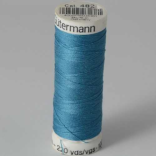 Нитки Gutermann SewAll №100 200м цвет 482