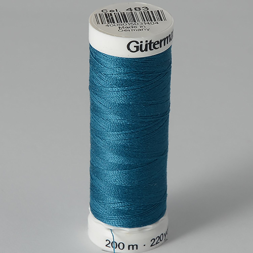 Нитки Gutermann SewAll №100 200м цвет 483