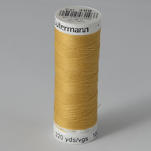 Нитки Gutermann SewAll №100 200м цвет 488