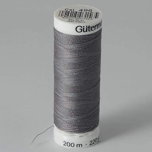 Нитки Gutermann SewAll №100 200м цвет 496