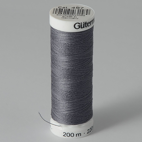 Нитки Gutermann SewAll №100 200м цвет 497