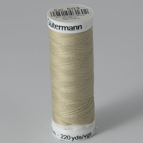 Нитки Gutermann SewAll №100 200м цвет 503