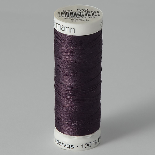 Нитки Gutermann SewAll №100 200м цвет 512