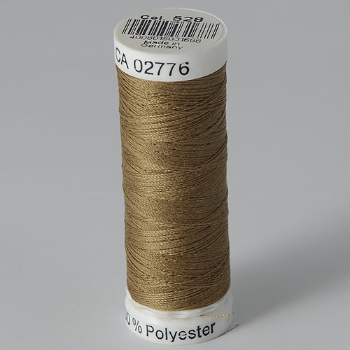 Нитки Gutermann SewAll №100 200м цвет 528