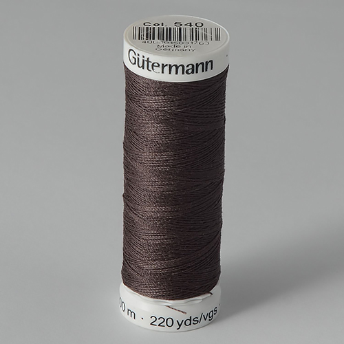 Нитки Gutermann SewAll №100 200м цвет 540