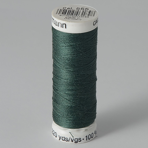 Нитки Gutermann SewAll №100 200м цвет 555