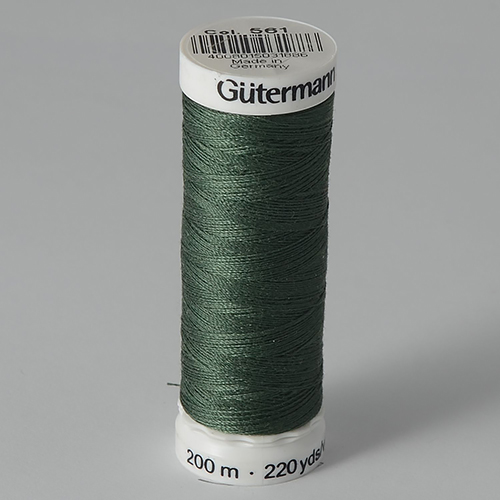 Нитки Gutermann SewAll №100 200м цвет 561