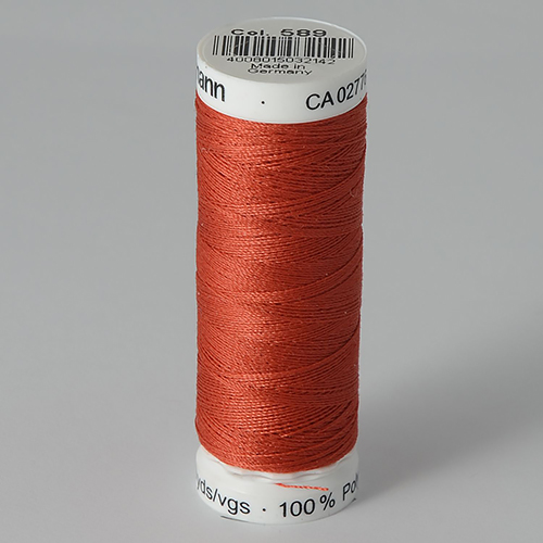 Нитки Gutermann SewAll №100 200м цвет 589