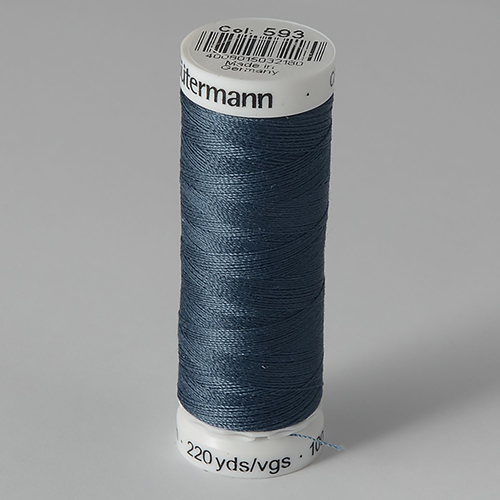 Нитки Gutermann SewAll №100 200м цвет 593