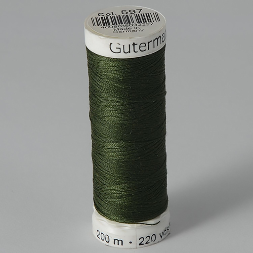 Нитки Gutermann SewAll №100 200м цвет 597