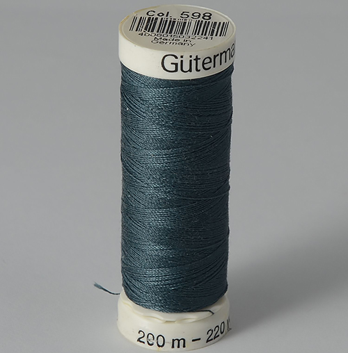 Нитки Gutermann SewAll №100 200м цвет 598