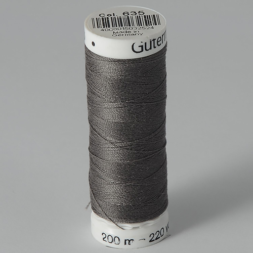 Нитки Gutermann SewAll №100 200м цвет 635