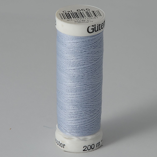 Нитки Gutermann SewAll №100 200м цвет 655