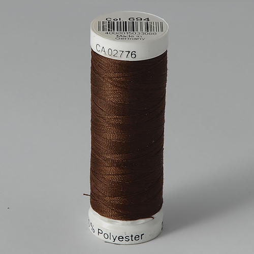 Нитки Gutermann SewAll №100 200м цвет 694