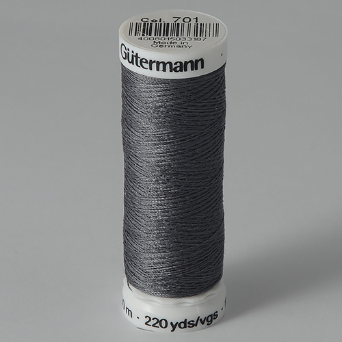 Нитки Gutermann SewAll №100 200м цвет 701