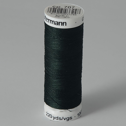 Нитки Gutermann SewAll №100 200м цвет 707