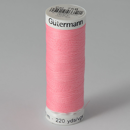 Нитки Gutermann SewAll №100 200м цвет 758