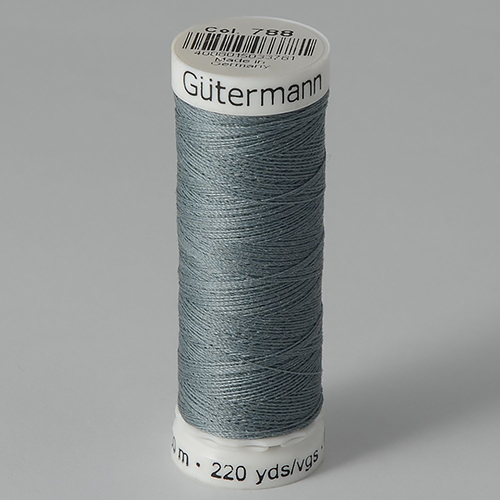 Нитки Gutermann SewAll №100 200м цвет 788