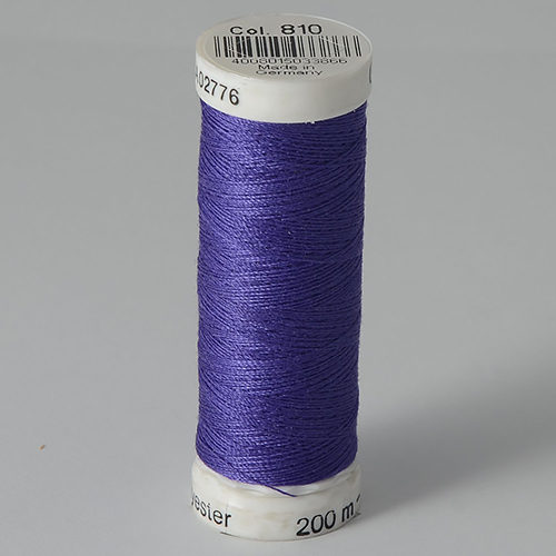 Нитки Gutermann SewAll №100 200м цвет 810
