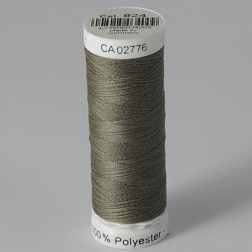 Нитки Gutermann SewAll №100 200м цвет 824