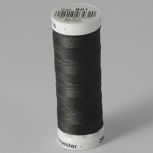 Нитки Gutermann SewAll №100 200м цвет 861