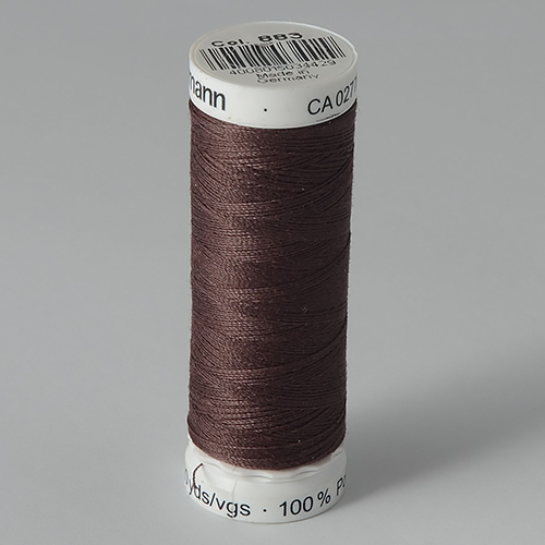 Нитки Gutermann SewAll №100 200м цвет 883