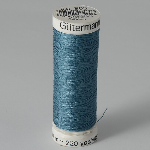 Нитки Gutermann SewAll №100 200м цвет 903