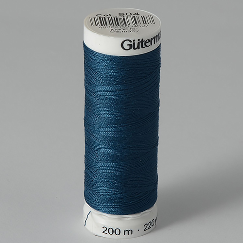 Нитки Gutermann SewAll №100 200м цвет 904