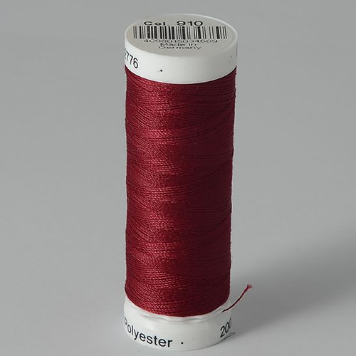 Нитки Gutermann SewAll №100 200м цвет 910