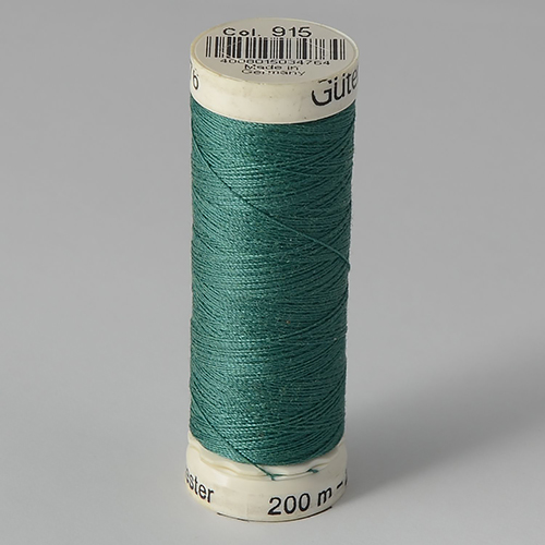 Нитки Gutermann SewAll №100 200м цвет 915