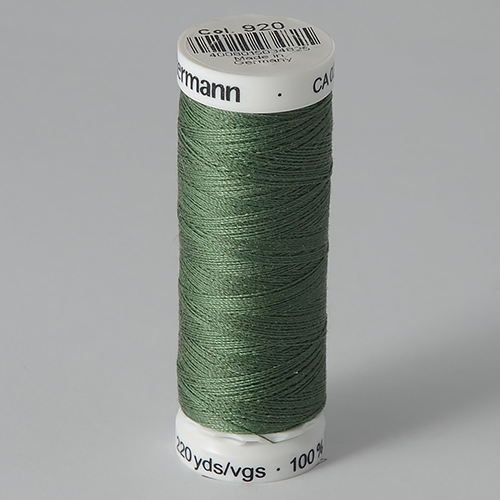 Нитки Gutermann SewAll №100 200м цвет 920