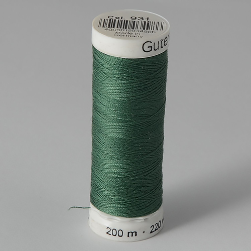 Нитки Gutermann SewAll №100 200м цвет 931