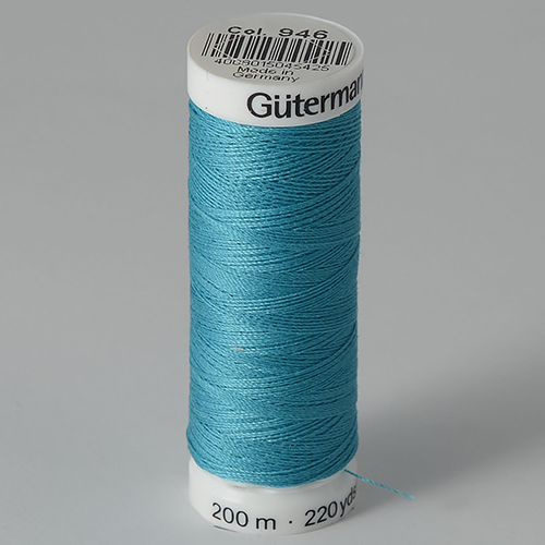 Нитки Gutermann SewAll №100 200м цвет 946