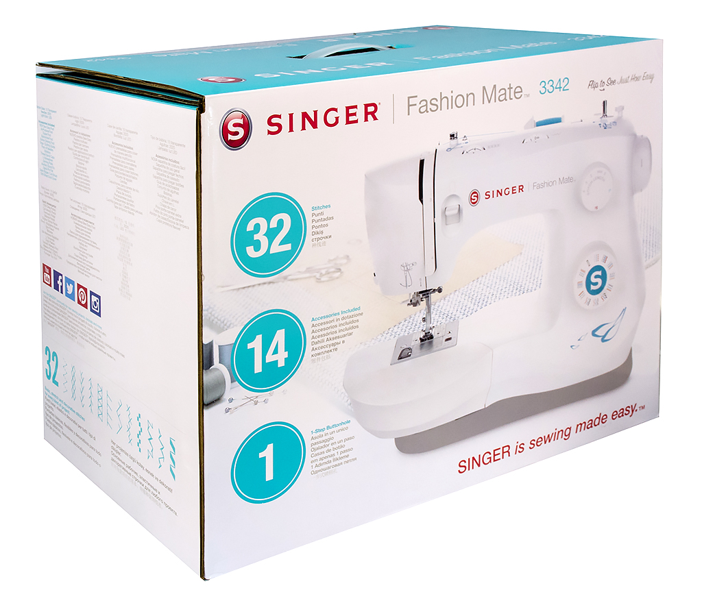 Singer Fashion Mate 3342 Фото №7